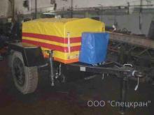 Лебедка передвижная универсальная ЛПУ-1