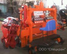 Агрегат для смены шпал УПМ1-7