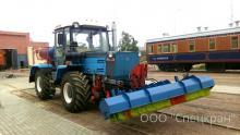 щетка дорожная ЩД-300 (локомобиль, локоторактор, мотовоз маневровый, ММТ-2)